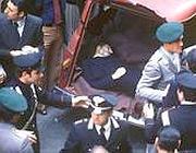 Il ritrovamento del corpo di Aldo Moro, in via Caetani