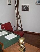 Lo studio del Duce a Campo Imperatore