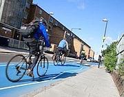 Una «autostrada per bici» a Londra