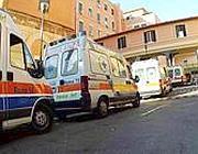 Ambulanze all'Umberto I (Proto)
