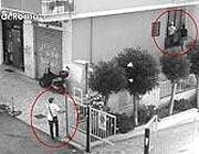 Le immagini dei carabinieri che testimoniano i furti in casa della banda georgiana