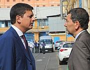 Duro confronto Marino - Diacetti (foto Jpeg)