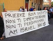Una protesta dello scorso anno (Ansa)