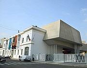 Il museo Maxxi di Roma (Ansa)