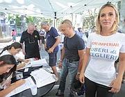 L'ex vicesindaco Belviso raccoglie firme contro la chiusura dei Fori (Jpeg)