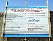 Le autorizzazioni agli scavi nel cantiere (Proto)