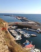 I bacini del Porto Romano e del Porto Nuovo a Ventotene
