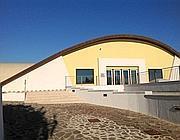 Ventotene, il nuovo centro polifunzionale (Zanini)