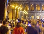 Folla fino a tarda sera ai Fori per la festa di Legambiente