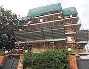 Il nuovo piano sulla sede dell'istituto Suore Ancelle Missionarie (Jpeg)