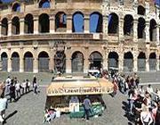 Ambulanti al Colosseo (Jpeg)