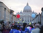 Una manifestazione per Emanuela Orlandi (Foto La Presse)