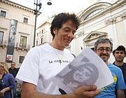 Il fratello di Emanuela (Foto La Presse)