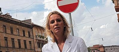 Sveva Belviso, ex vicesindaco con Gianni Alemanno (Jpeg)