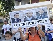 La protesta all'Eur (Jpeg)
