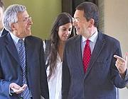 Ignazio Marino con il vice sindaco Nieri (Jpeg)