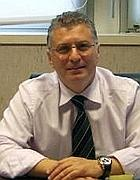Il neo rettore Giuseppe Novelli