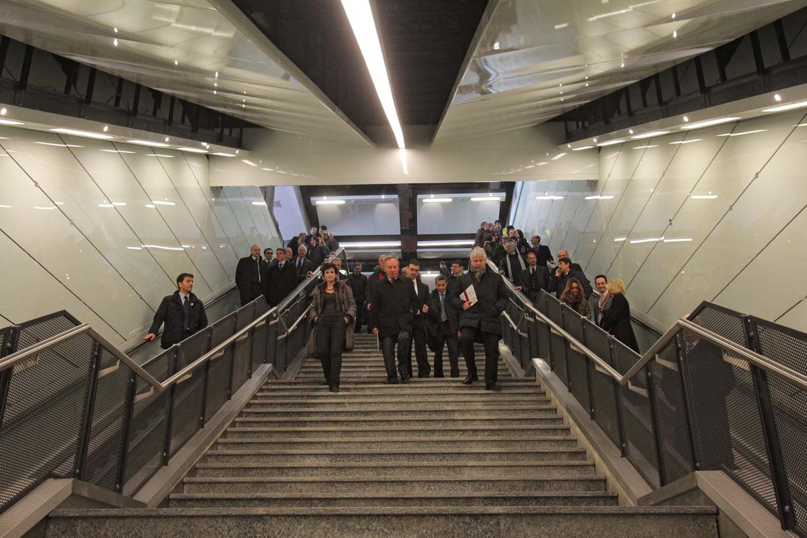 Metro c la pantano lodi aprir entro settembre 2014 for Corso di arredatore d interni roma