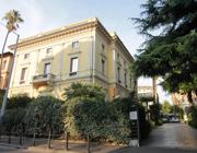 Il villino Casati in via Piemonte, tra i 400  immobili censiti di lusso