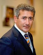 Il senatore di Forza Italia Francesco Aracri