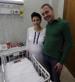 Benvenuto Mattia, primo bimbo nato nel 2014