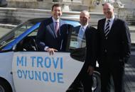 Prendi l'auto e paghi il tragittoIn arrivo 500 smart city per Roma