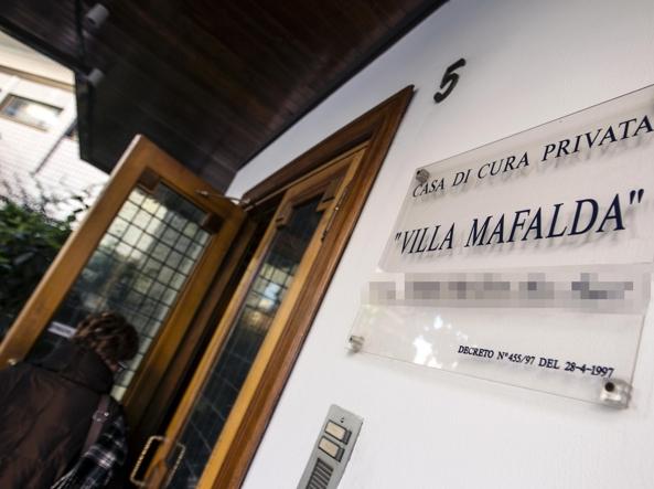 Bambina Morta Villa Mafalda Roma
