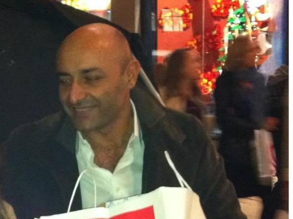 Mauro Balini in una foto tratta dal suo profilo Facebook