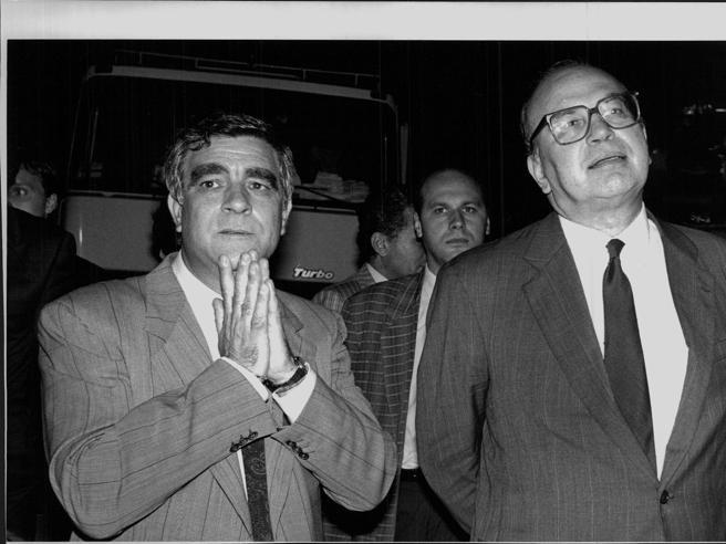 Addio a «Dino»  Marianetti:  fu il leader del Psi di Craxi a Roma