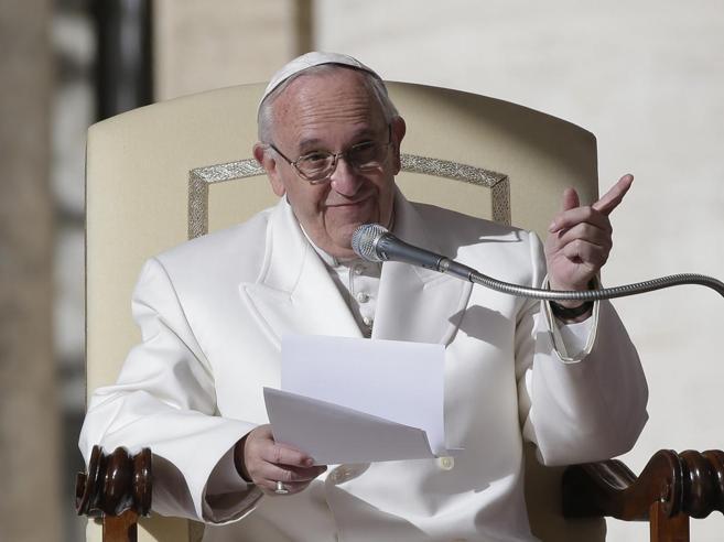 Il Papa su WhatsApp per lanciare ogni giorno   un versetto del Vangelo