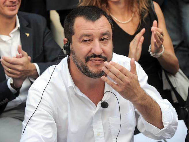 La sfida di Salvini a Roma: banchettiper scegliere il candidato sindaco