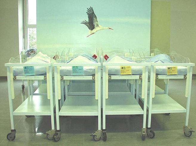 Nel 2015 giù  le nascite, picco di mortalitàUn  italiano su cinque ha più di 65 anni