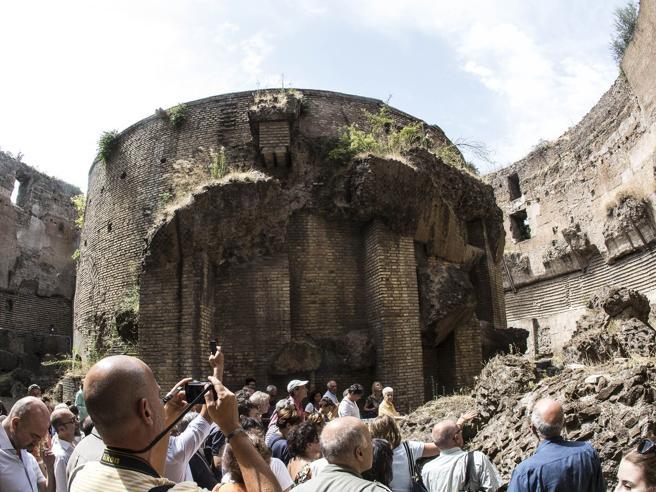 Caccia ai mecenati della cultura  «Cinquecento  milioni per Roma»