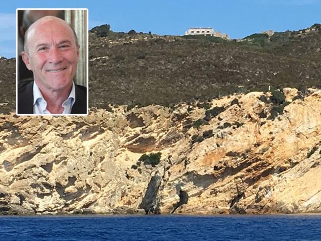 Ponza e l'isola   abbandonata  su cui Vigorelli vuole «un resort»E gli ambientalisti insorgono