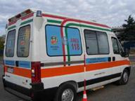 Raccordo anulare, incidente fra 5 veicoli (anche un'ambulanza) Un ferito, traffico in tilt