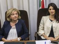Campidoglio, Muraro e Raggi in commissione Ecomafie «So da luglio di essere indagata»