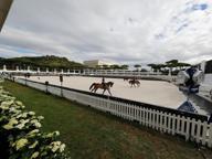 Salto ostacoli, prima giornata di gare allo Stadio dei Marmi