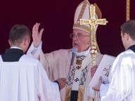 Il Papa e la Messa per padre Hamel «Uccidere in nome di Dio è satanico»