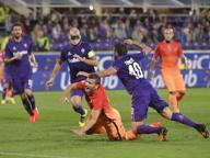 Roma ko, esplode la rabbia Spalletti: «Gol da annullare e su Dzeko era rigore netto»
