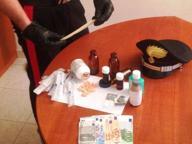 Vende metadone e kit per il buco Arrestata una spacciatrice