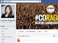 Raggi, il profilo Fb e la foto «rubata»:«È di un concerto di David Guetta»
