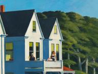 Opere giovanili e qualche icona: un po' di Hopper al Vittoriano
