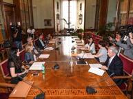 Campidoglio, anche Tutino dice no E Grillo ai suoi: su Roma state zitti