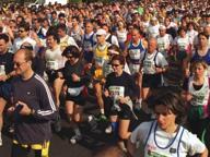 Ostia, allarme asfalto groviera Salta la maratona, l'ira degli atleti