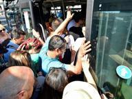 Atac, si stacca il pantografo Un'ora di stop per il tram 19