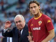 Quarant'anni di Totti, Maria Sensi: «Non ci ha invitati. Ingrato»