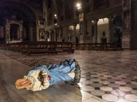 Irruzione in quattro chiese Preso il vandalo delle statue