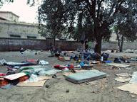 Roma, australiana violentata nel degrado di Colle Oppio