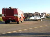Ciampino, aereo-ambulanza costretta ad atterraggio d'emergenza: illesi