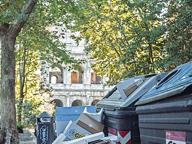 Dall'Aurelio al Tuscolano torna l'incubo rifiuti nella Capitale